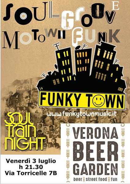 7/6 FUNKY TOWN